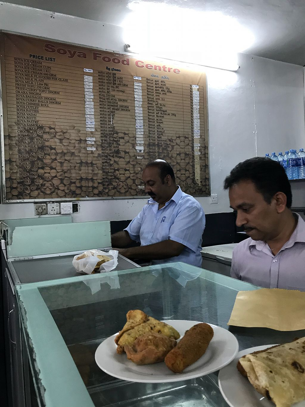 "Photo of Soya Food Centre  by <a href=""/members/profile/JessiJune"">JessiJune</a> <br/>Extensive soya menu <br/> April 20, 2018  - <a href='/contact/abuse/image/53624/388361'>Report</a>"