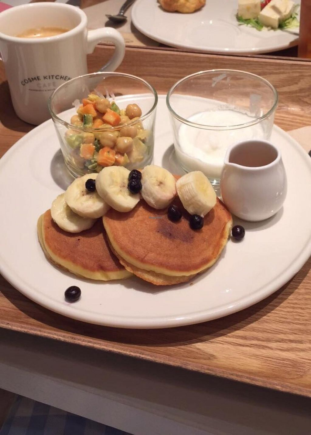 "Photo of Cosme Kitchen Cafe  by <a href=""/members/profile/oceallaig66"">oceallaig66</a> <br/>Breakfast set <br/> April 30, 2015  - <a href='/contact/abuse/image/53627/100784'>Report</a>"