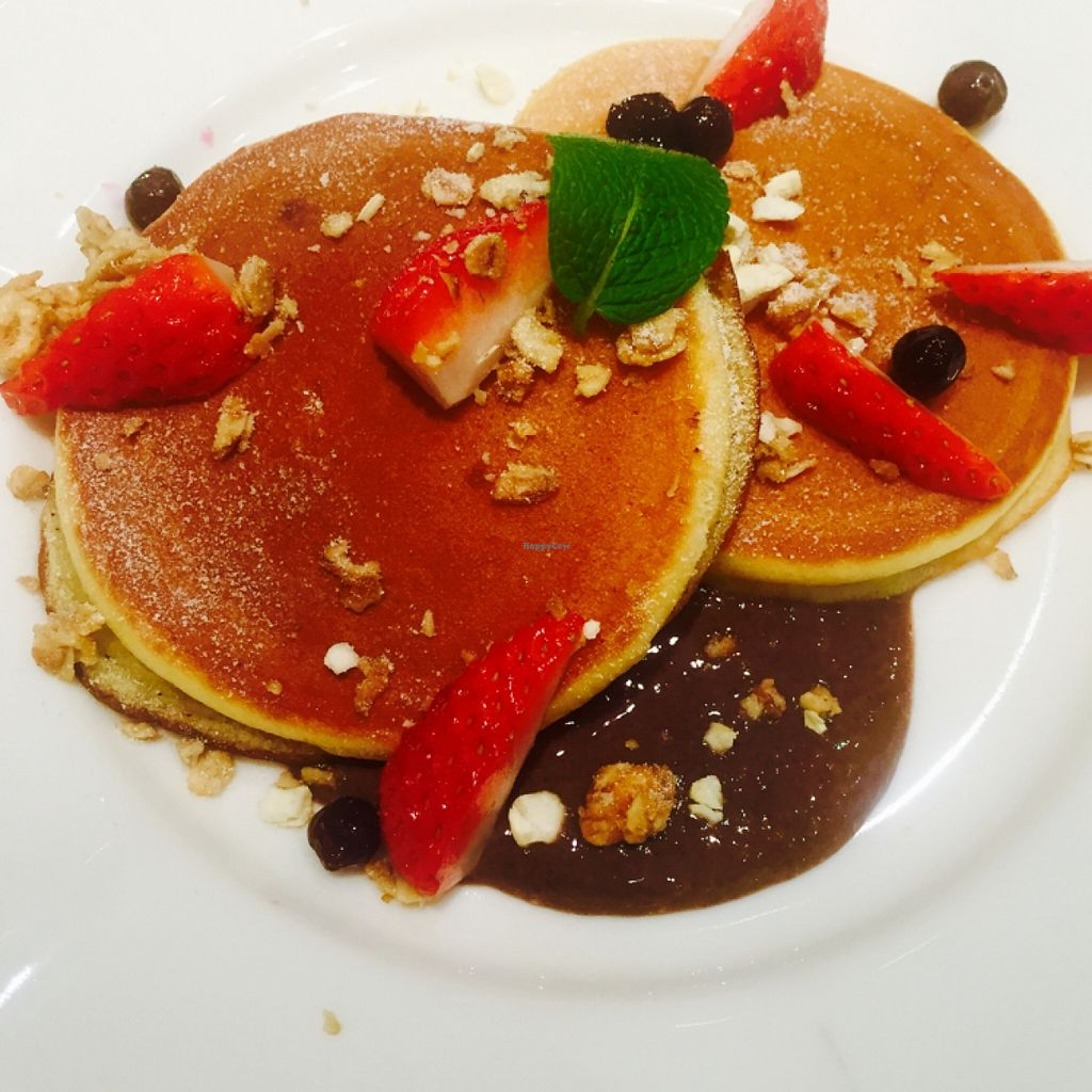 "Photo of Cosme Kitchen Cafe  by <a href=""/members/profile/JanMar"">JanMar</a> <br/>Gluten free pancakes <br/> January 5, 2016  - <a href='/contact/abuse/image/53627/131101'>Report</a>"