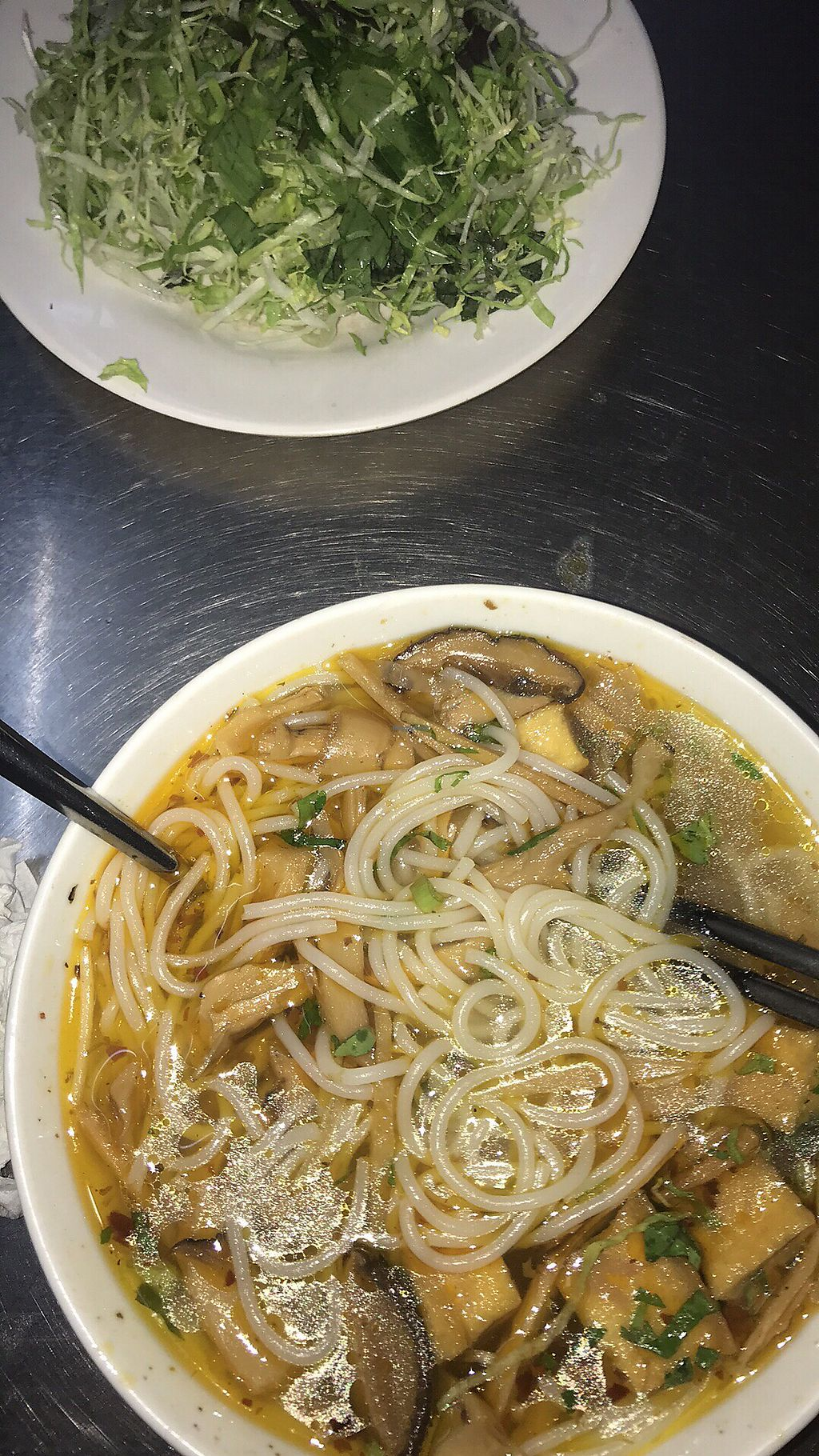 "Photo of Thien Duyen 1  by <a href=""/members/profile/rosieann"">rosieann</a> <br/>Hanoi style noodle soup  <br/> February 28, 2018  - <a href='/contact/abuse/image/53631/364907'>Report</a>"