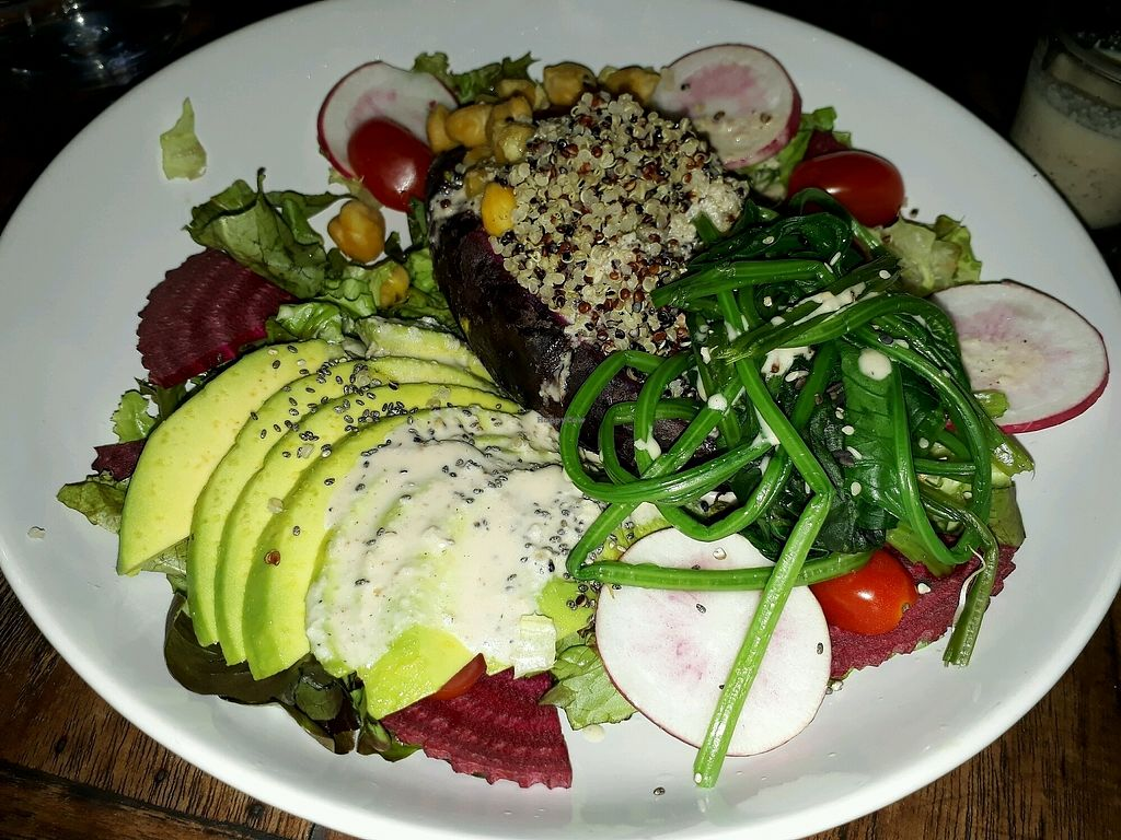 """Photo of Bubbles Live  by <a href=""""/members/profile/LilacHippy"""">LilacHippy</a> <br/>Sweet Potato Buddha Bowl <br/> February 2, 2018  - <a href='/contact/abuse/image/53652/353848'>Report</a>"""