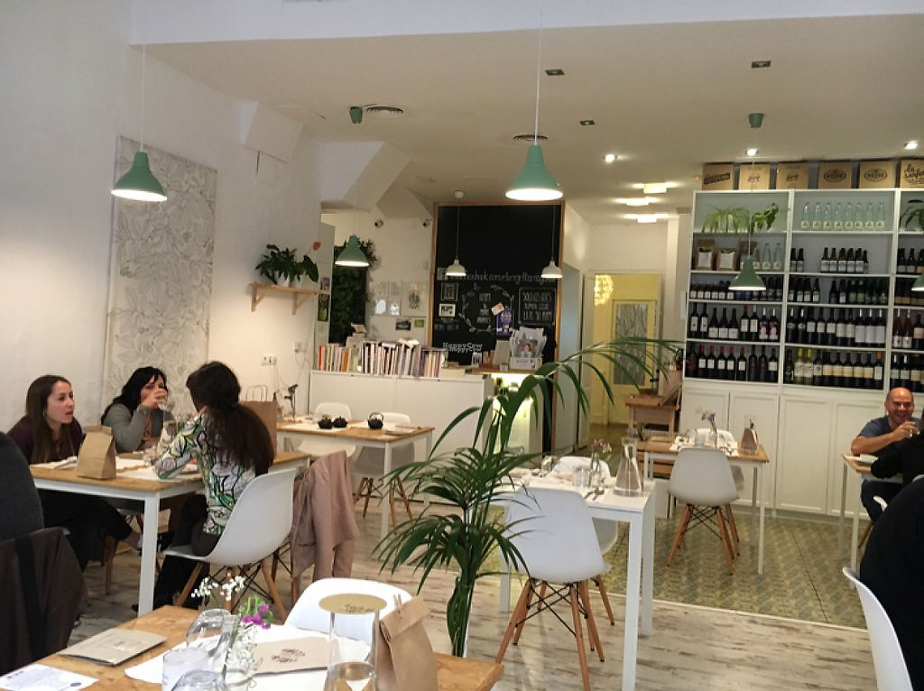 """Photo of El Vergel Veggie Restaurant  by <a href=""""/members/profile/hack_man"""">hack_man</a> <br/>inside  <br/> November 20, 2016  - <a href='/contact/abuse/image/53682/192499'>Report</a>"""