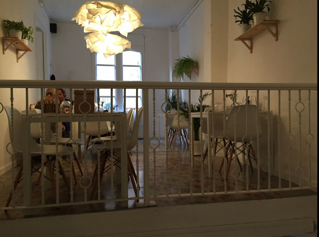 """Photo of El Vergel Veggie Restaurant  by <a href=""""/members/profile/DonnaC"""">DonnaC</a> <br/>inside <br/> November 20, 2016  - <a href='/contact/abuse/image/53682/192757'>Report</a>"""