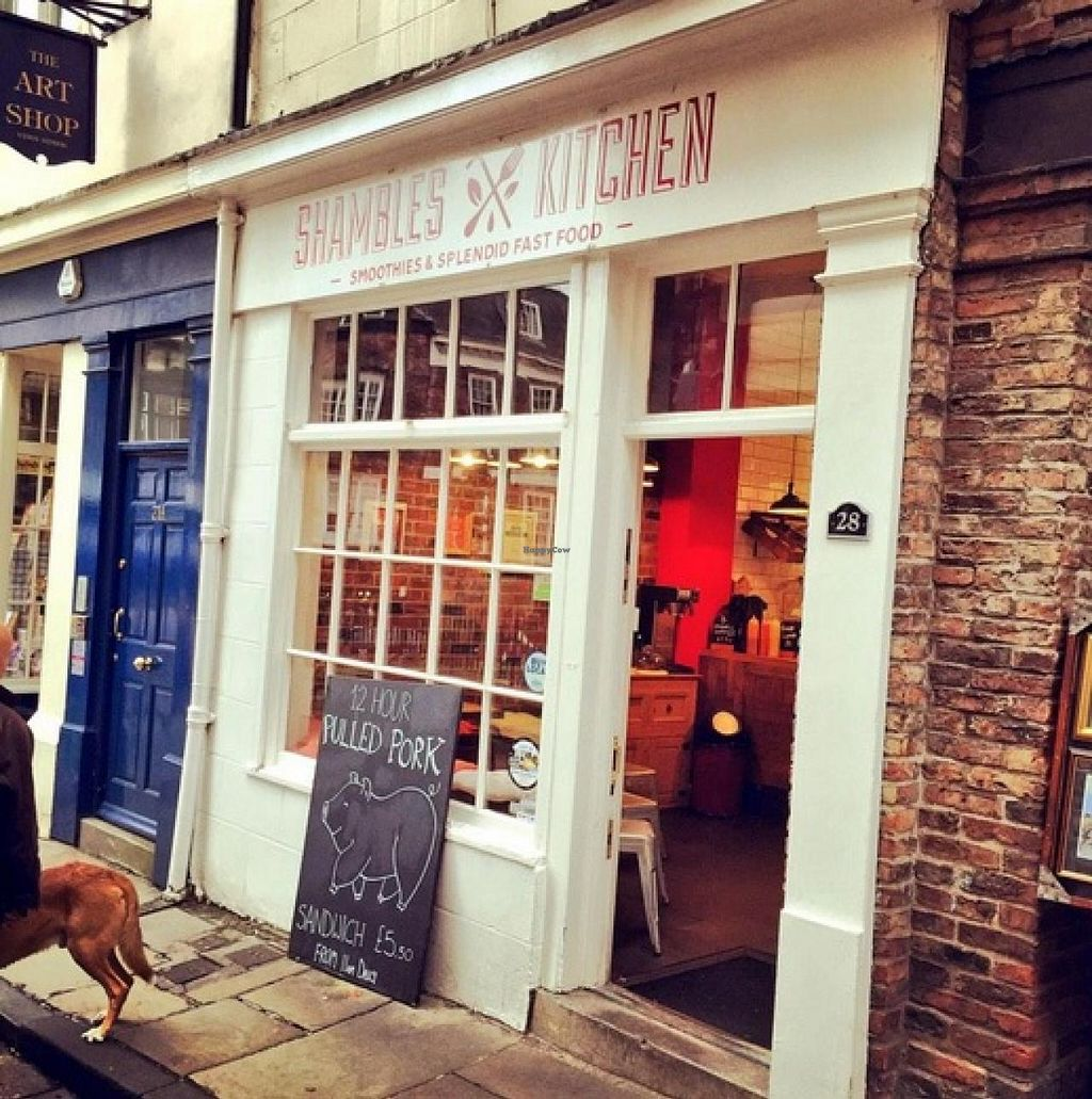 """Photo of Shambles Kitchen  by <a href=""""/members/profile/community"""">community</a> <br/>Shambles Kitchen  <br/> April 13, 2015  - <a href='/contact/abuse/image/53723/98908'>Report</a>"""