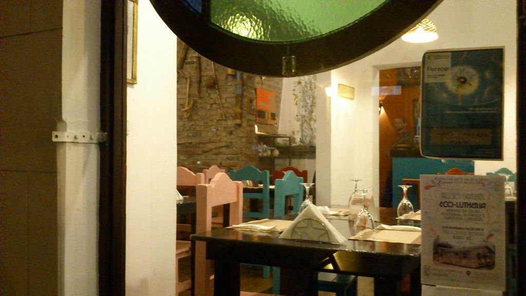 """Photo of Vaikuntha Resto  by <a href=""""/members/profile/citizenInsane"""">citizenInsane</a> <br/>restaurant seen from the outside (a bit early in the evening!) <br/> March 17, 2015  - <a href='/contact/abuse/image/53735/96023'>Report</a>"""