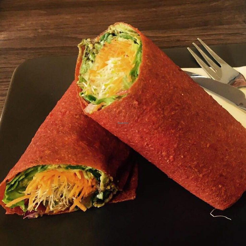 """Photo of CLOSED: Venjoy  by <a href=""""/members/profile/MerryBarrios"""">MerryBarrios</a> <br/>100% raw tortilla wrap <br/> July 12, 2015  - <a href='/contact/abuse/image/53745/109024'>Report</a>"""