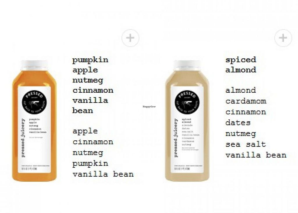 """Photo of Pressed Juicery  by <a href=""""/members/profile/community"""">community</a> <br/>Pressed Juicery <br/> December 12, 2014  - <a href='/contact/abuse/image/53758/87810'>Report</a>"""