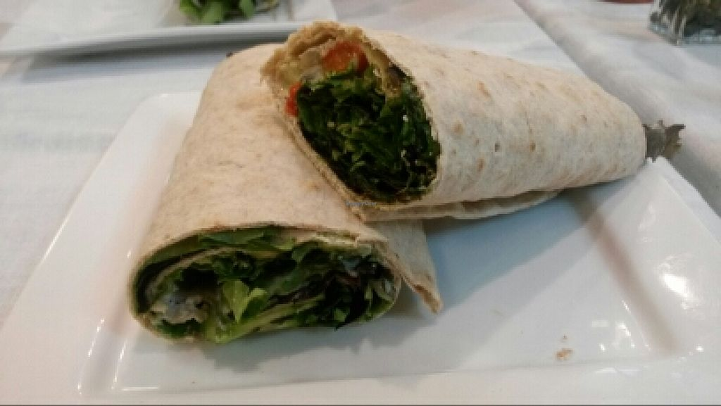 "Photo of Nourish Cafe  by <a href=""/members/profile/MrsVeganPizza"">MrsVeganPizza</a> <br/>Wraps <br/> February 21, 2016  - <a href='/contact/abuse/image/53760/137262'>Report</a>"