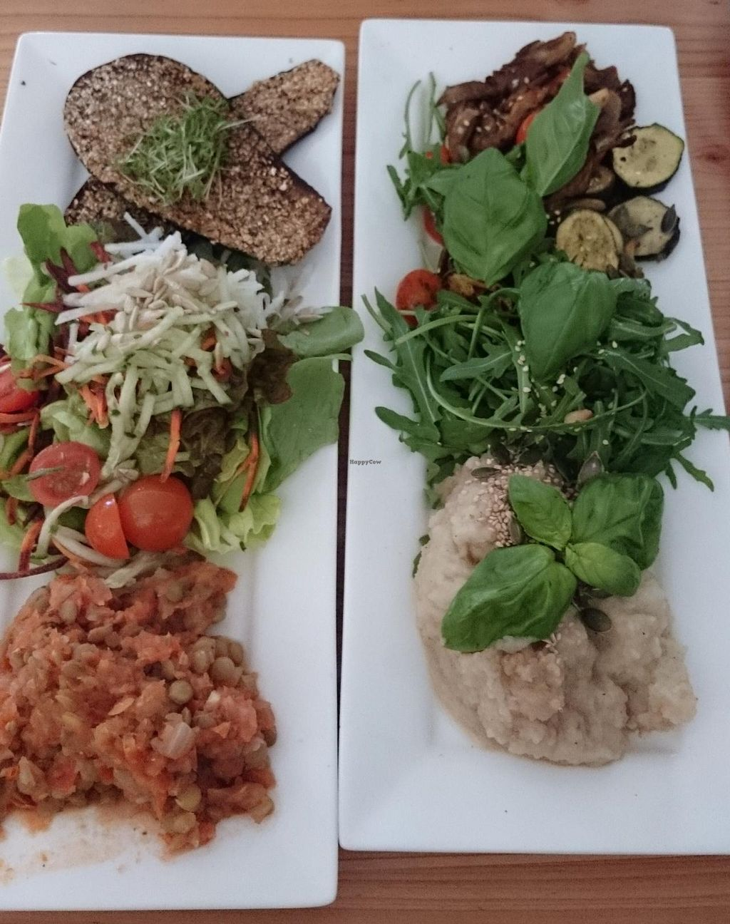 """Photo of GYS  by <a href=""""/members/profile/v_mdj"""">v_mdj</a> <br/>Diner with aubergineschnitzel <br/> May 9, 2015  - <a href='/contact/abuse/image/53767/101718'>Report</a>"""
