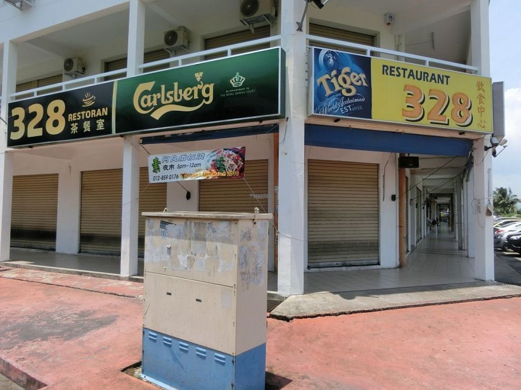 """Photo of CLOSED: Kedai Kopi 328 - maybe closed  by <a href=""""/members/profile/Canamon"""">Canamon</a> <br/>front <br/> August 16, 2016  - <a href='/contact/abuse/image/53786/169183'>Report</a>"""