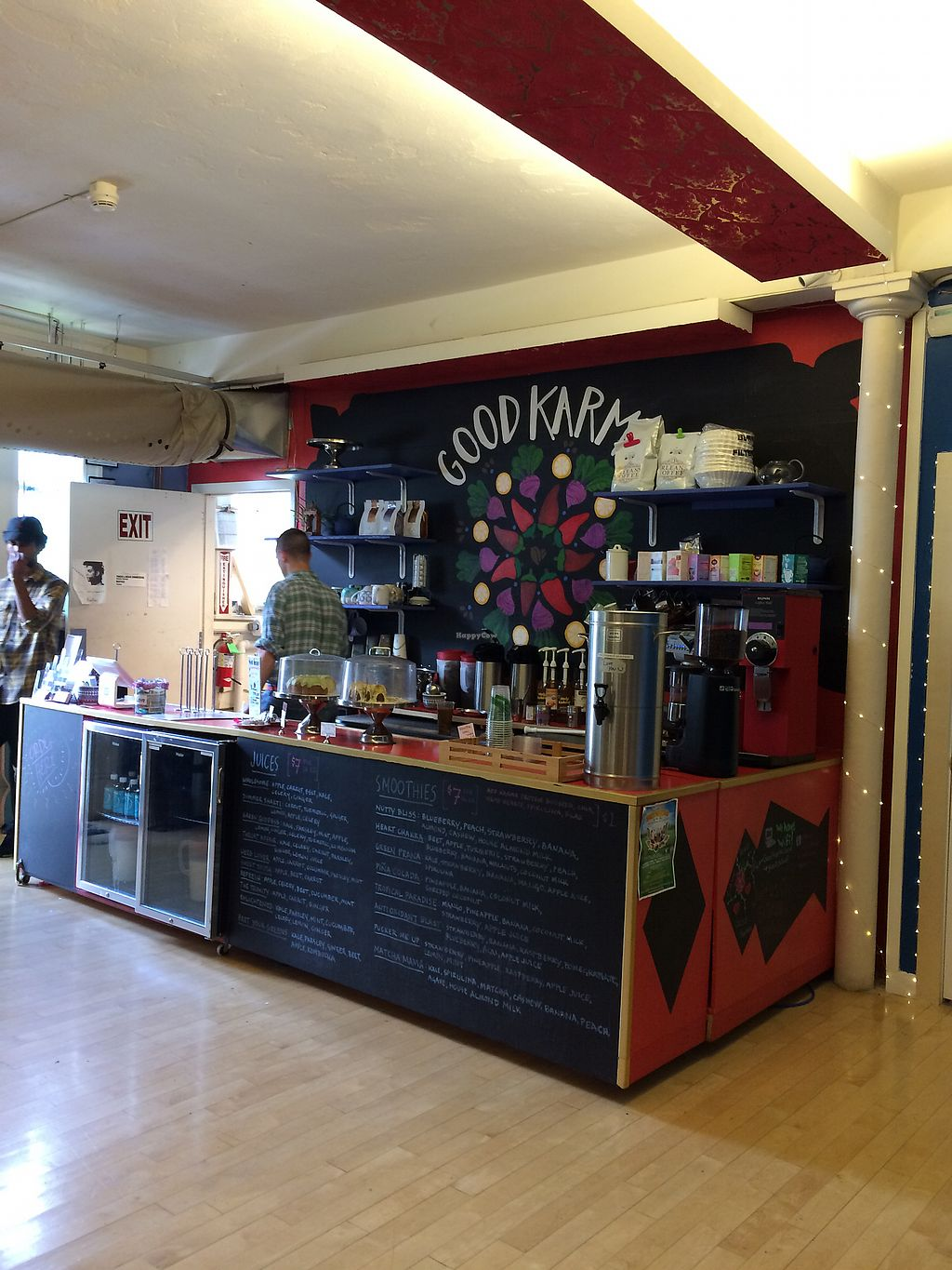 """Photo of Good Karma Cafe  by <a href=""""/members/profile/KatieBush"""">KatieBush</a> <br/>counter <br/> October 6, 2017  - <a href='/contact/abuse/image/53789/312465'>Report</a>"""