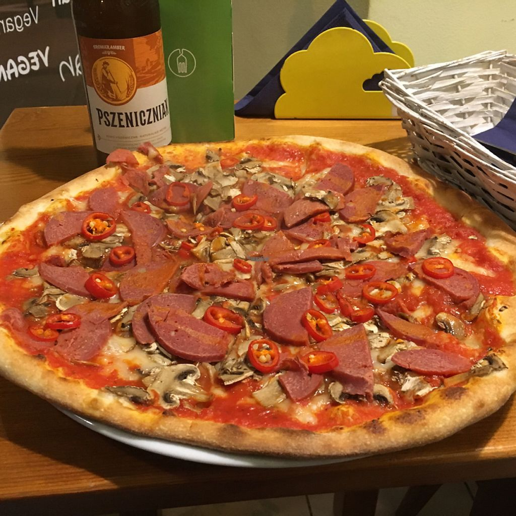 "Photo of CLOSED: Vegan Pizza  by <a href=""/members/profile/hack_man"">hack_man</a> <br/>the veggie hot  <br/> March 14, 2017  - <a href='/contact/abuse/image/53794/236572'>Report</a>"