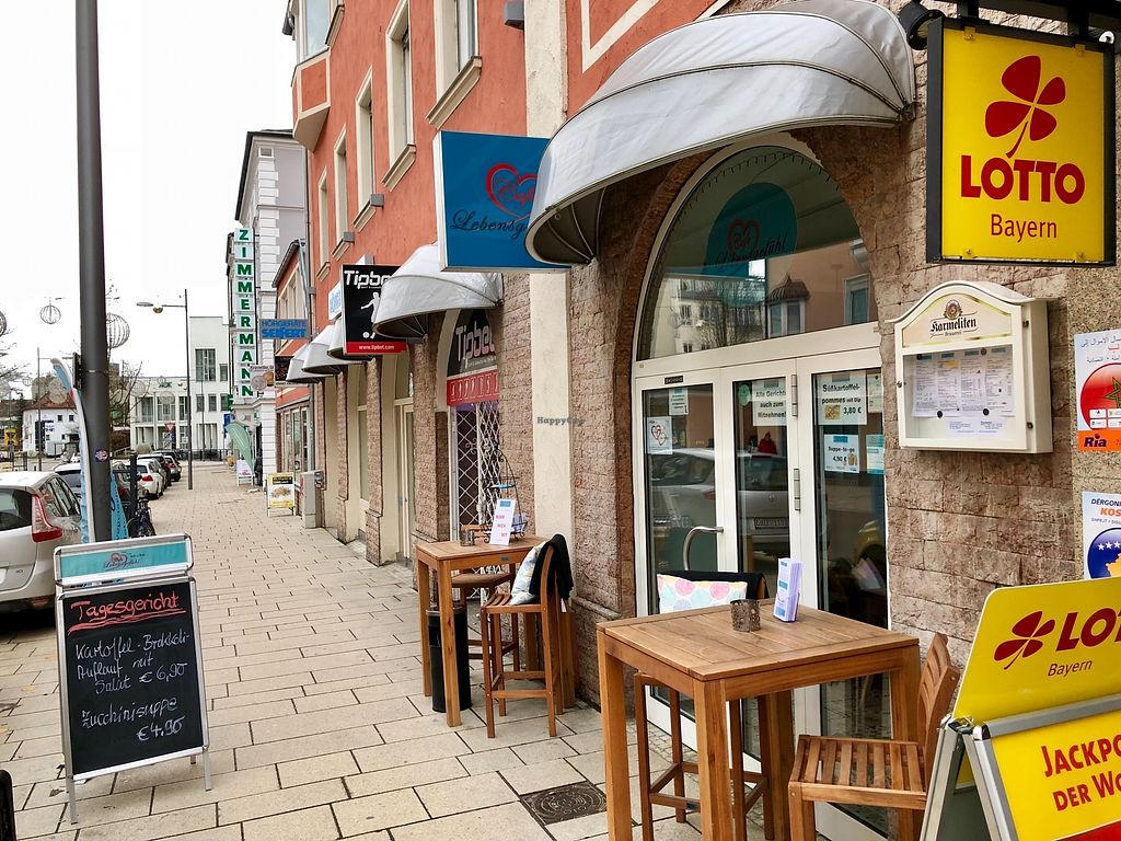 """Photo of Cafe Lebensgefuhl  by <a href=""""/members/profile/marky_mark"""">marky_mark</a> <br/>outside <br/> January 29, 2018  - <a href='/contact/abuse/image/53799/352340'>Report</a>"""
