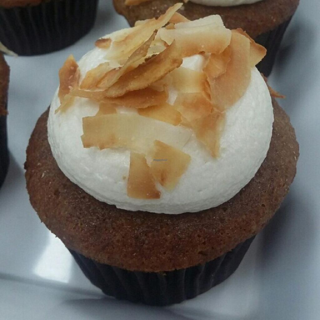 """Photo of Vegan Bites Bakery  by <a href=""""/members/profile/Headsupfirst"""">Headsupfirst</a> <br/>piña colada <br/> June 25, 2015  - <a href='/contact/abuse/image/53802/107297'>Report</a>"""