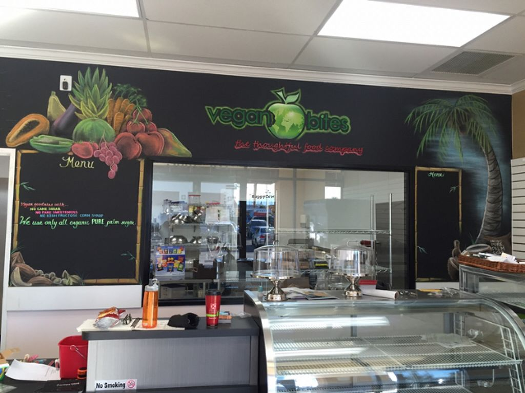 """Photo of Vegan Bites Bakery  by <a href=""""/members/profile/Headsupfirst"""">Headsupfirst</a> <br/>bakery cafe <br/> September 21, 2015  - <a href='/contact/abuse/image/53802/118686'>Report</a>"""