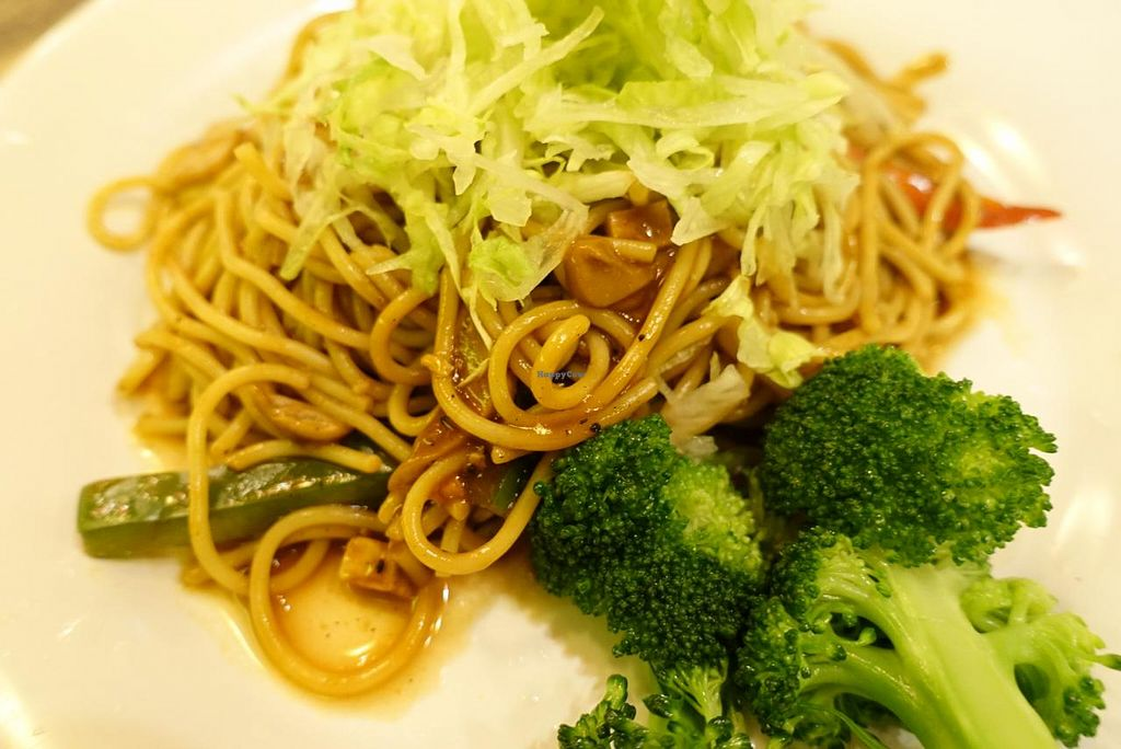 "Photo of Nature Cafe - The Aperia  by <a href=""/members/profile/JimmySeah"">JimmySeah</a> <br/>fried spaghetti with black pepper  <br/> February 20, 2015  - <a href='/contact/abuse/image/53815/93549'>Report</a>"
