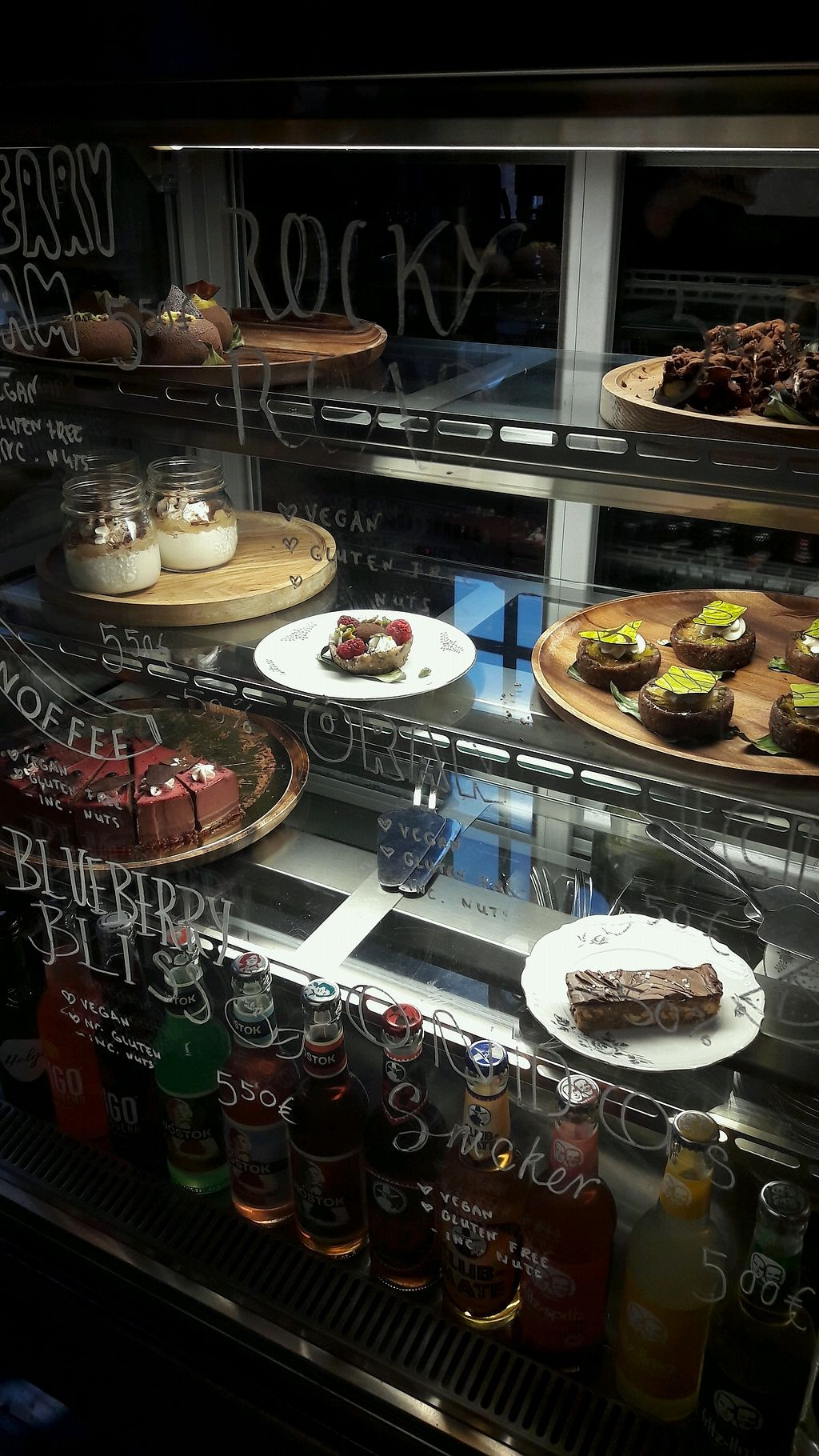 """Photo of ONDA  by <a href=""""/members/profile/reissausta%20ja%20ruokaa"""">reissausta ja ruokaa</a> <br/>these cakes are vegan <br/> November 20, 2017  - <a href='/contact/abuse/image/53836/327534'>Report</a>"""