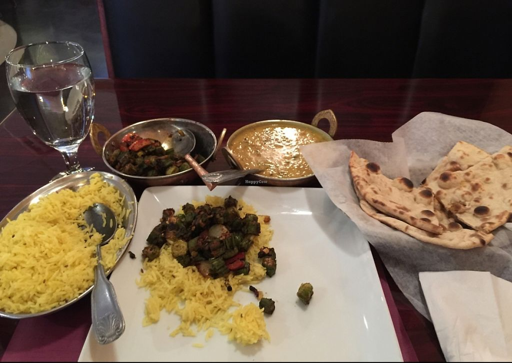 """Photo of India Palace  by <a href=""""/members/profile/KurtDavidHermansen"""">KurtDavidHermansen</a> <br/>Vegan <br/> February 25, 2016  - <a href='/contact/abuse/image/53848/207732'>Report</a>"""