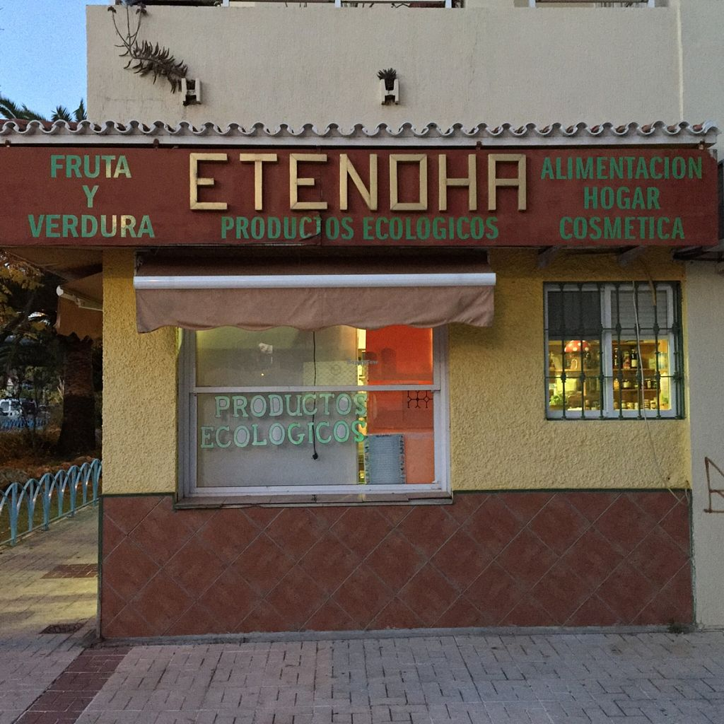 """Photo of CLOSED: Etenoha  by <a href=""""/members/profile/MyVeganJoy"""">MyVeganJoy</a> <br/>Store front :) <br/> December 15, 2015  - <a href='/contact/abuse/image/53856/128583'>Report</a>"""