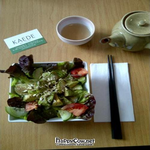 """Photo of CLOSED: Kaede  by <a href=""""/members/profile/SandyChung"""">SandyChung</a> <br/>I love the sesame dressing and avocado! It's really good! <br/> October 23, 2011  - <a href='/contact/abuse/image/5388/11468'>Report</a>"""