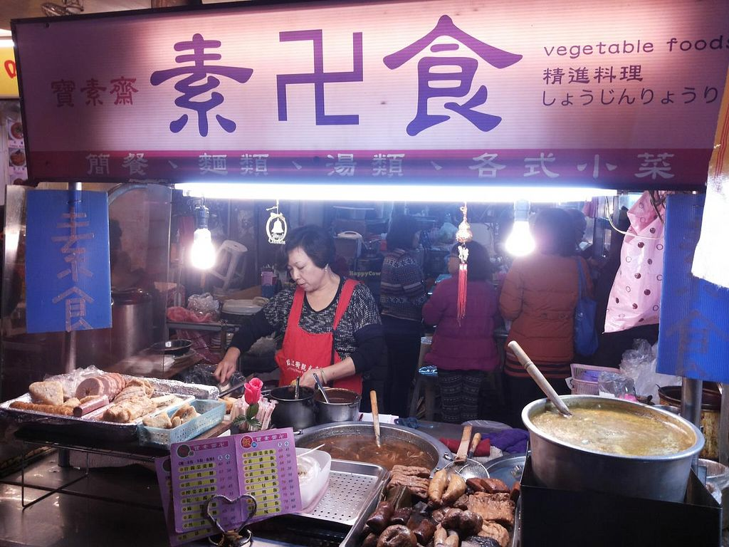 """Photo of Bao Vegetarian - Food Stall  by <a href=""""/members/profile/peas-full"""">peas-full</a> <br/>the stall <br/> December 21, 2014  - <a href='/contact/abuse/image/53954/88406'>Report</a>"""