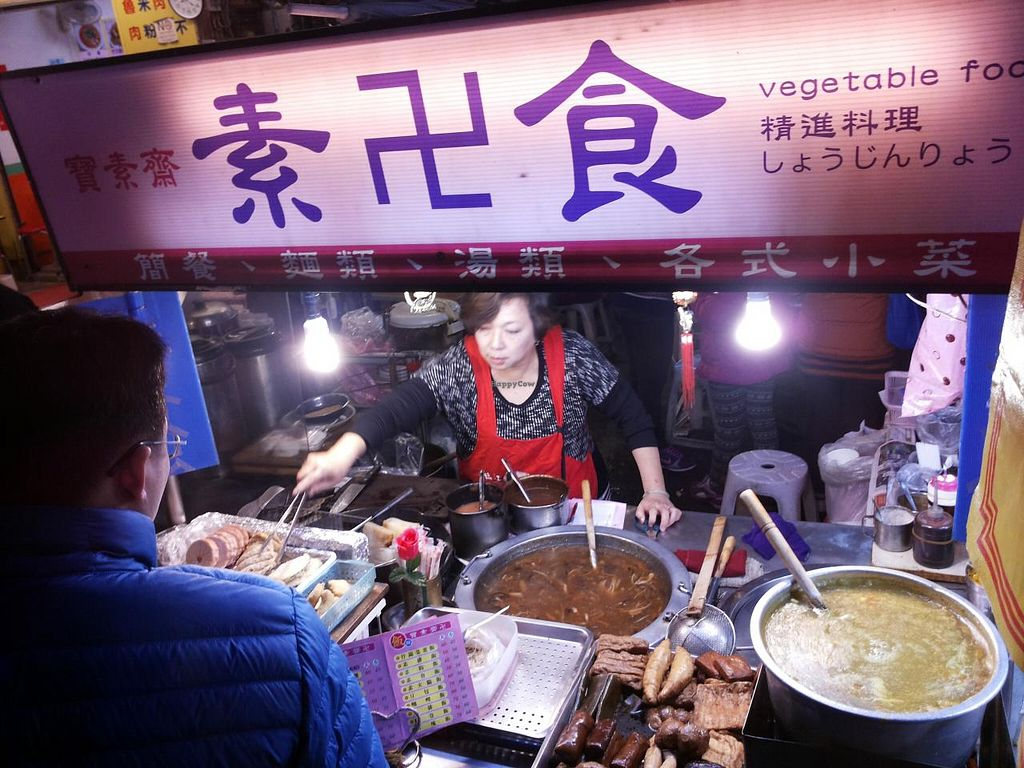 """Photo of Bao Vegetarian - Food Stall  by <a href=""""/members/profile/peas-full"""">peas-full</a> <br/>a little closer <br/> December 21, 2014  - <a href='/contact/abuse/image/53954/88407'>Report</a>"""