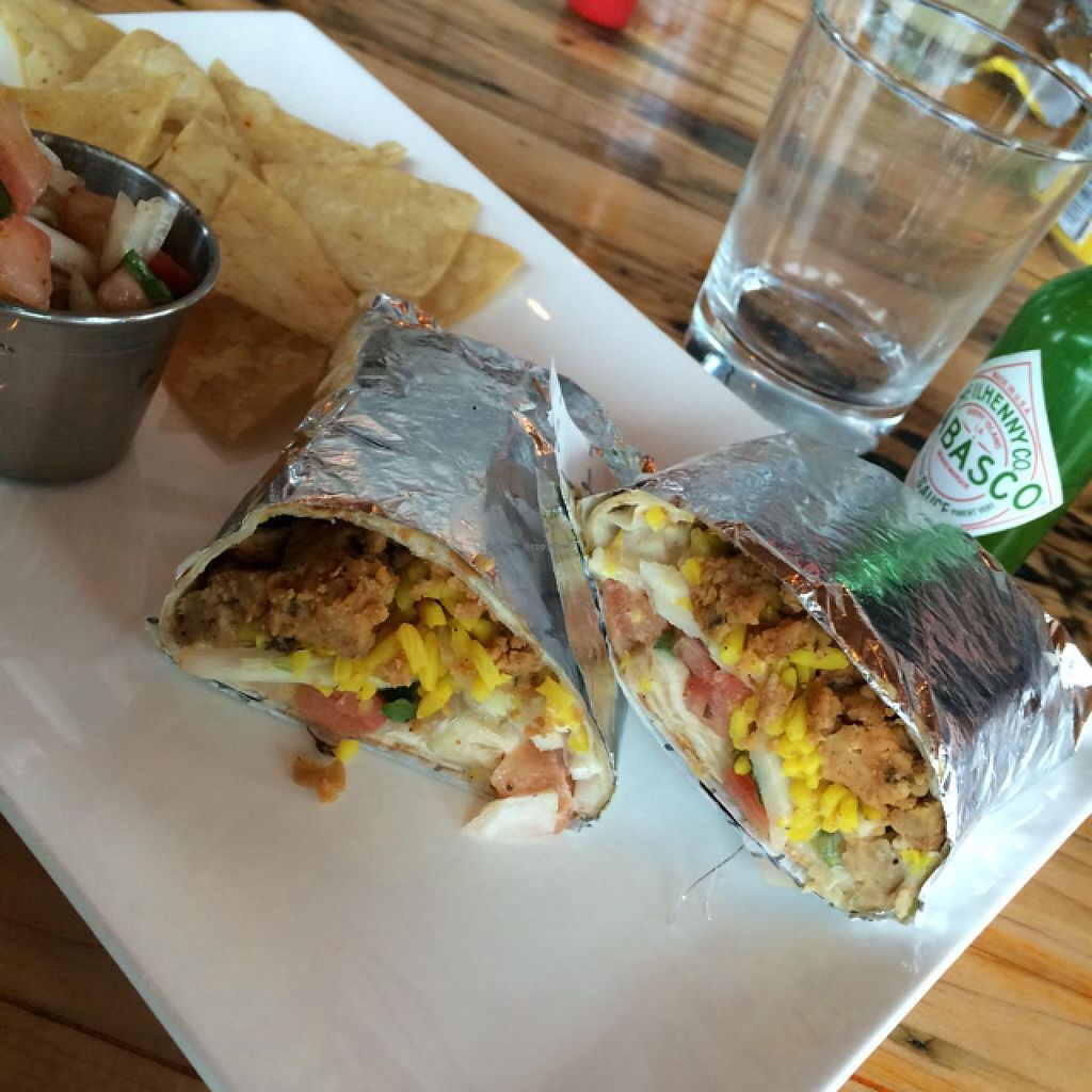 """Photo of Tucos Taco Lounge  by <a href=""""/members/profile/Veg%20Carb%20Queen"""">Veg Carb Queen</a> <br/>Burritos #2 <br/> January 5, 2015  - <a href='/contact/abuse/image/53957/89609'>Report</a>"""