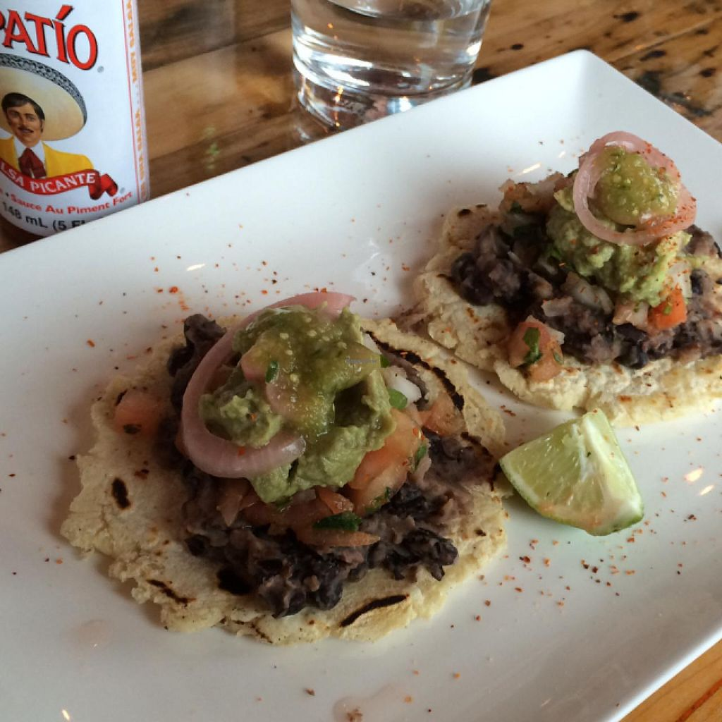 """Photo of Tucos Taco Lounge  by <a href=""""/members/profile/Veg%20Carb%20Queen"""">Veg Carb Queen</a> <br/>Sopes <br/> January 5, 2015  - <a href='/contact/abuse/image/53957/89610'>Report</a>"""