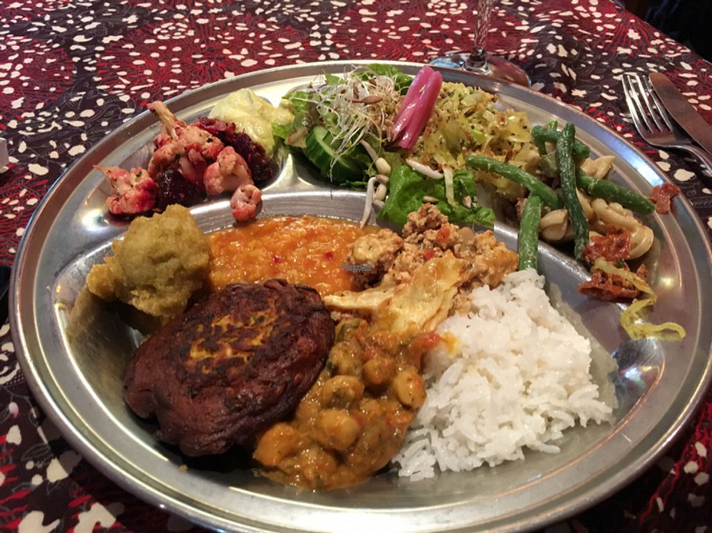 """Photo of Gopal - Rongankatu  by <a href=""""/members/profile/Windlekins"""">Windlekins</a> <br/>buffet lunch tray <br/> August 4, 2016  - <a href='/contact/abuse/image/53964/165424'>Report</a>"""