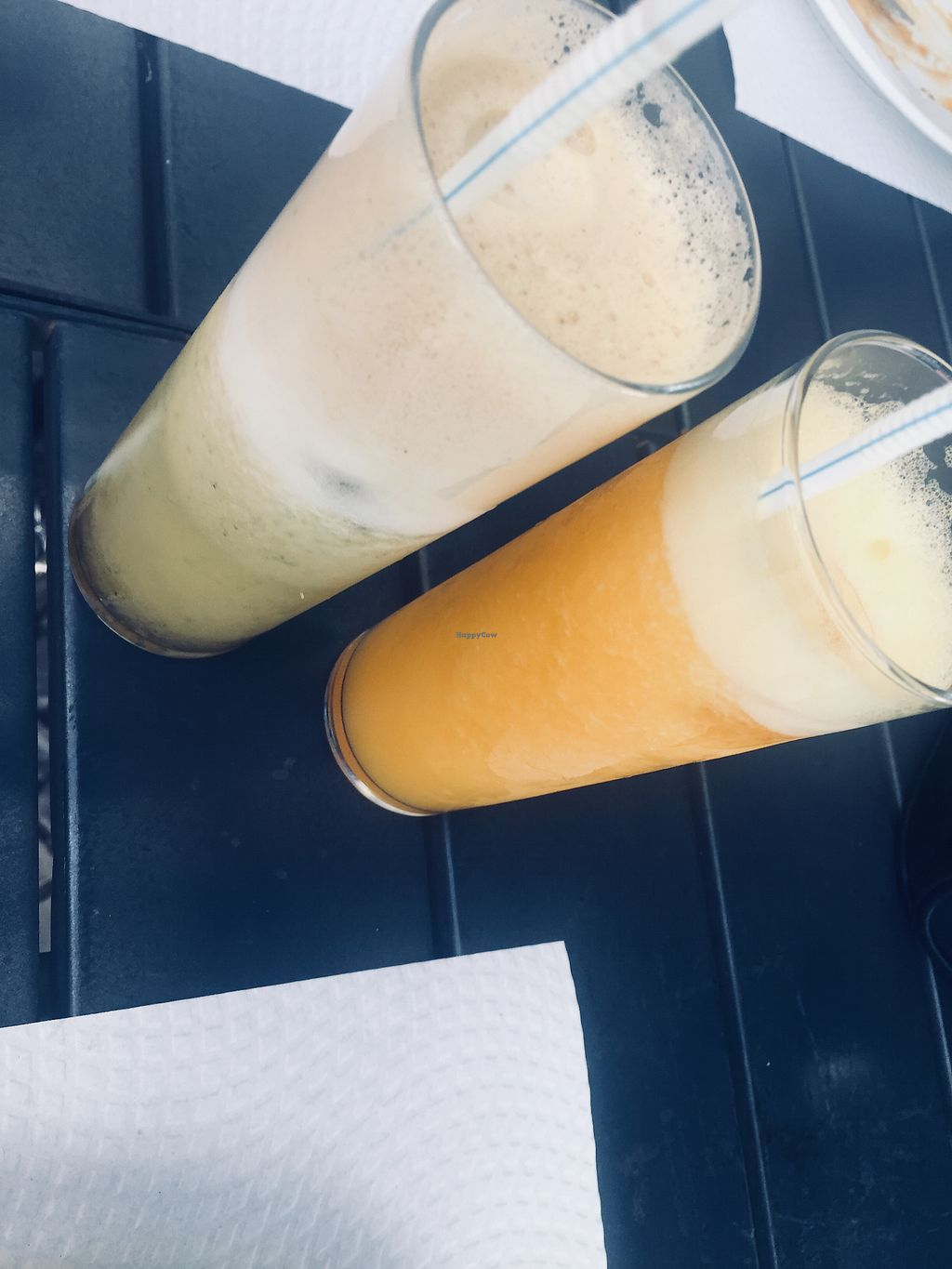 """Photo of Gengibre E Canela  by <a href=""""/members/profile/veg_x"""">veg_x</a> <br/>Great fresh fruit smoothies  <br/> October 10, 2017  - <a href='/contact/abuse/image/5397/313968'>Report</a>"""