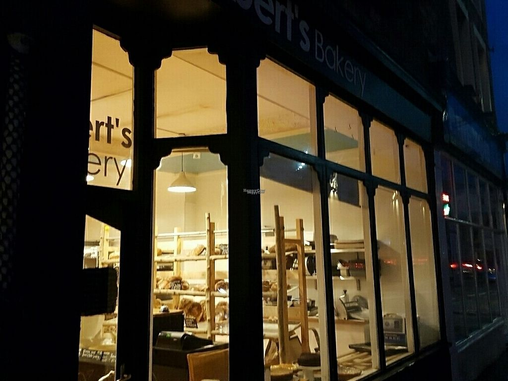 """Photo of Filbert's Bakery  by <a href=""""/members/profile/sophiefp"""">sophiefp</a> <br/>outside at night <br/> March 6, 2017  - <a href='/contact/abuse/image/53982/233323'>Report</a>"""