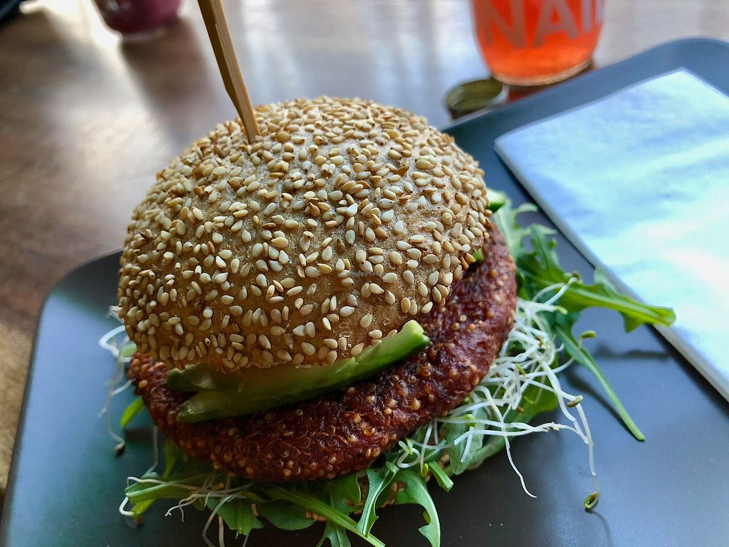 """Photo of CLOSED: Vegansky  by <a href=""""/members/profile/marky_mark"""">marky_mark</a> <br/>burger <br/> February 14, 2018  - <a href='/contact/abuse/image/54029/359242'>Report</a>"""