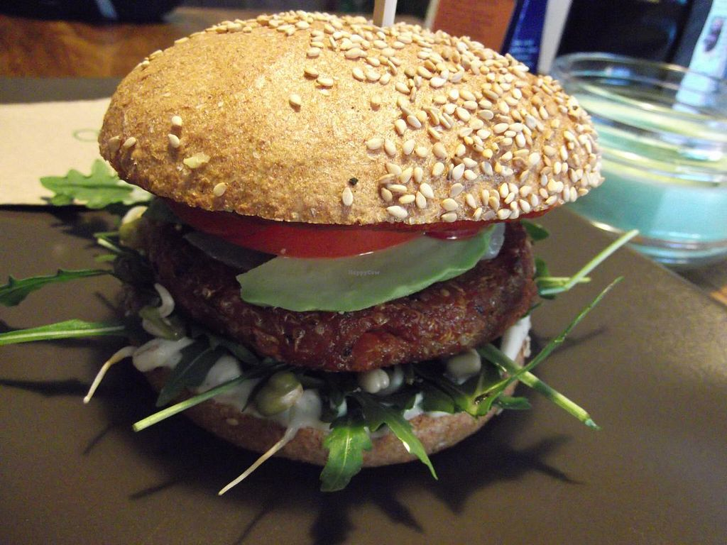 """Photo of CLOSED: Vegansky  by <a href=""""/members/profile/SallyCinnamon"""">SallyCinnamon</a> <br/>Vegansky Burger <br/> March 3, 2015  - <a href='/contact/abuse/image/54029/94683'>Report</a>"""