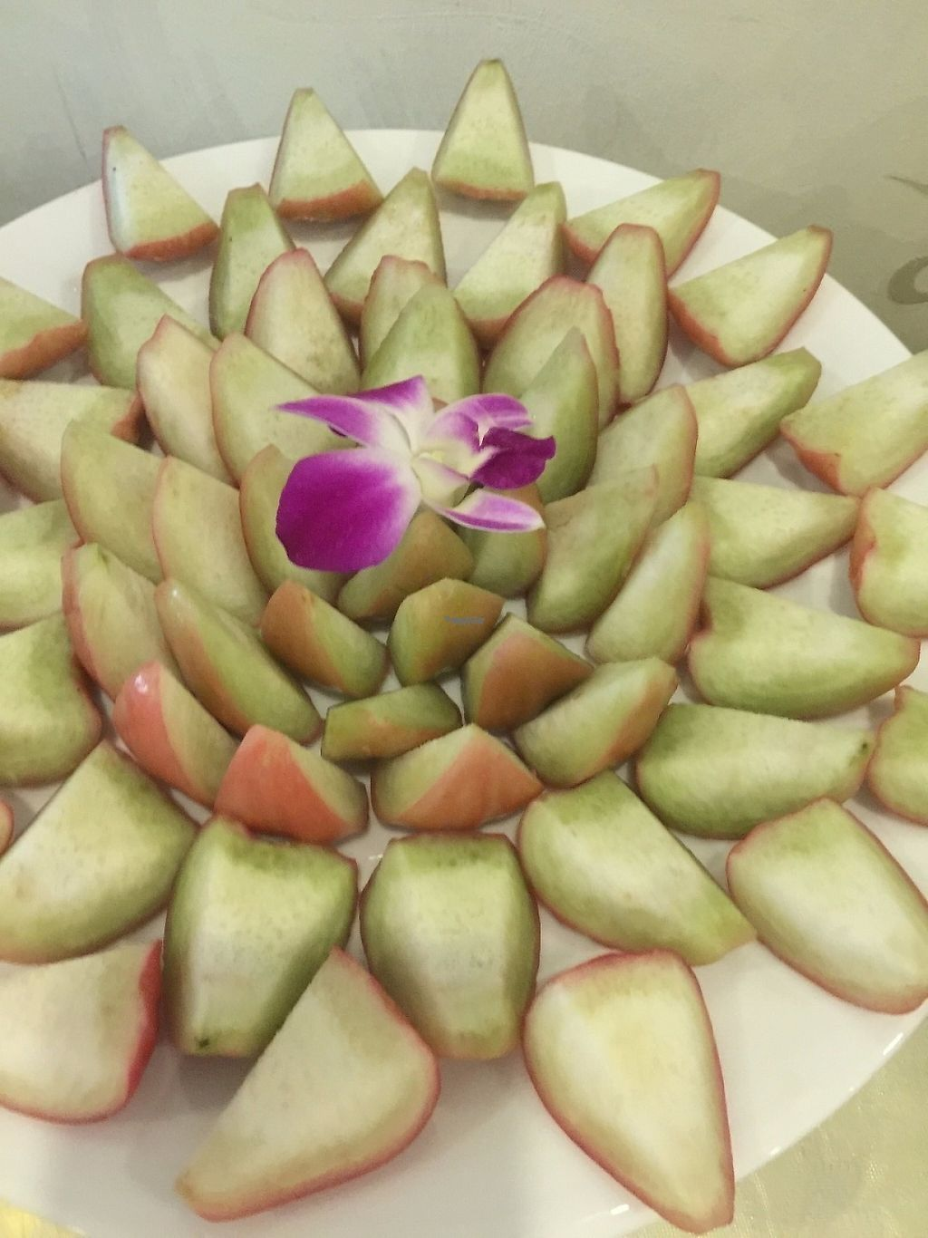 "Photo of Phuong Mai Vegetarian  by <a href=""/members/profile/Qu%C3%A2nPhan"">QuânPhan</a> <br/>Wonderful dessert decoration <br/> November 23, 2016  - <a href='/contact/abuse/image/54059/193409'>Report</a>"