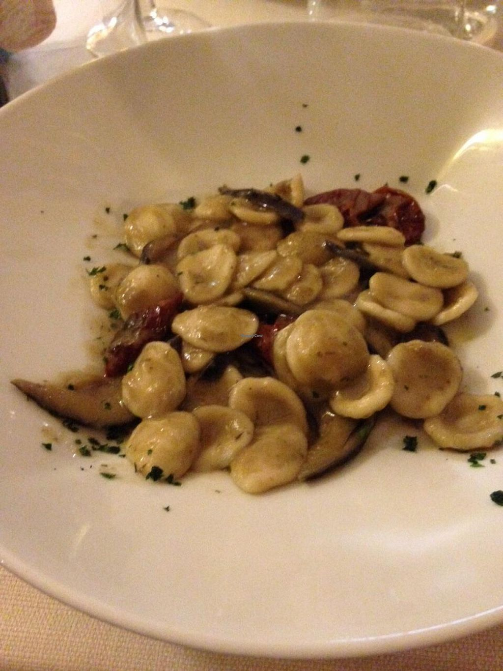 "Photo of Mario alla Fava  by <a href=""/members/profile/mc1481"">mc1481</a> <br/>Incredible fresh orecchiette entree! <br/> May 19, 2015  - <a href='/contact/abuse/image/54087/102688'>Report</a>"