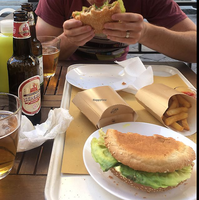 """Photo of Il Vegano - Firenze  by <a href=""""/members/profile/nicgarwil"""">nicgarwil</a> <br/>Yum!! <br/> June 17, 2017  - <a href='/contact/abuse/image/54089/270088'>Report</a>"""