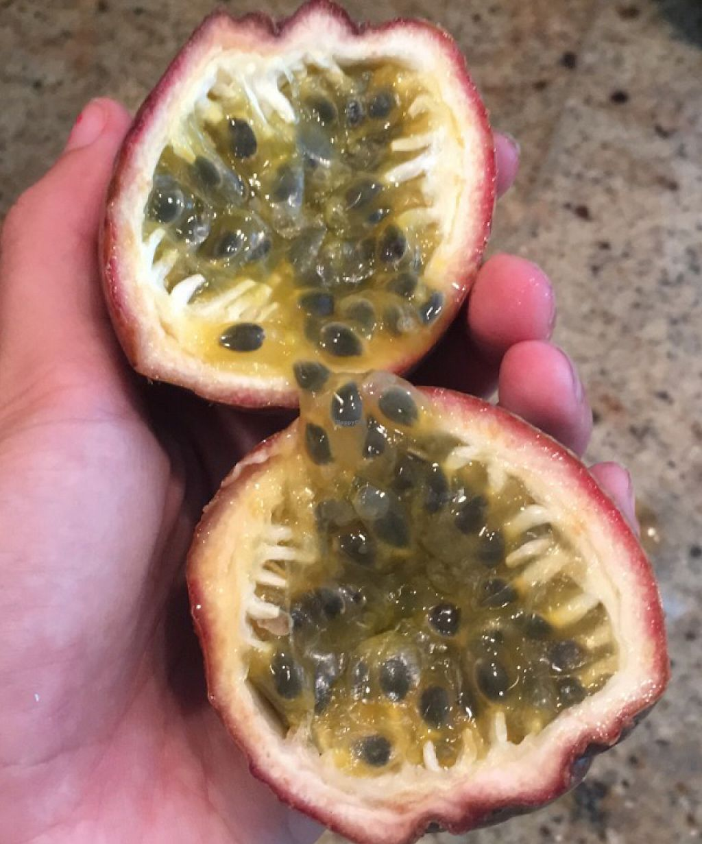 """Photo of Robert is Here  by <a href=""""/members/profile/jamie1999"""">jamie1999</a> <br/>passion fruit I bought from there (very expensive) <br/> July 9, 2016  - <a href='/contact/abuse/image/54095/196135'>Report</a>"""
