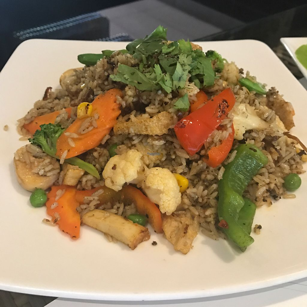 """Photo of Veggie House  by <a href=""""/members/profile/Lozcriston"""">Lozcriston</a> <br/>xo special rice <br/> November 17, 2016  - <a href='/contact/abuse/image/54113/191262'>Report</a>"""
