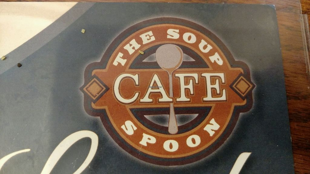 """Photo of Soup Spoon Cafe  by <a href=""""/members/profile/Queensnake88"""">Queensnake88</a> <br/>logo <br/> December 4, 2017  - <a href='/contact/abuse/image/54139/332319'>Report</a>"""