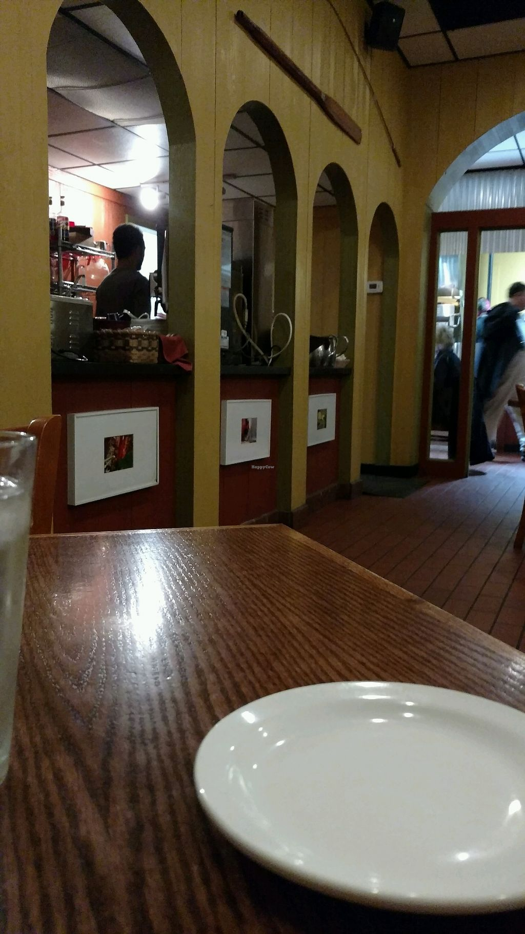 """Photo of Soup Spoon Cafe  by <a href=""""/members/profile/Queensnake88"""">Queensnake88</a> <br/>Too many things in customer's view that should not be: the back sides of machines and soup warming tubs.  <br/> January 11, 2018  - <a href='/contact/abuse/image/54139/345351'>Report</a>"""