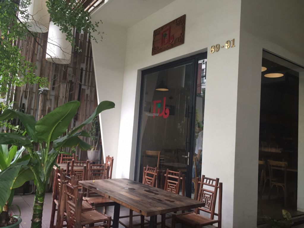 "Photo of Tib Restaurant - Phan Ke Binh  by <a href=""/members/profile/SusanRoberts"">SusanRoberts</a> <br/>outdoor seating <br/> August 1, 2016  - <a href='/contact/abuse/image/54144/164057'>Report</a>"
