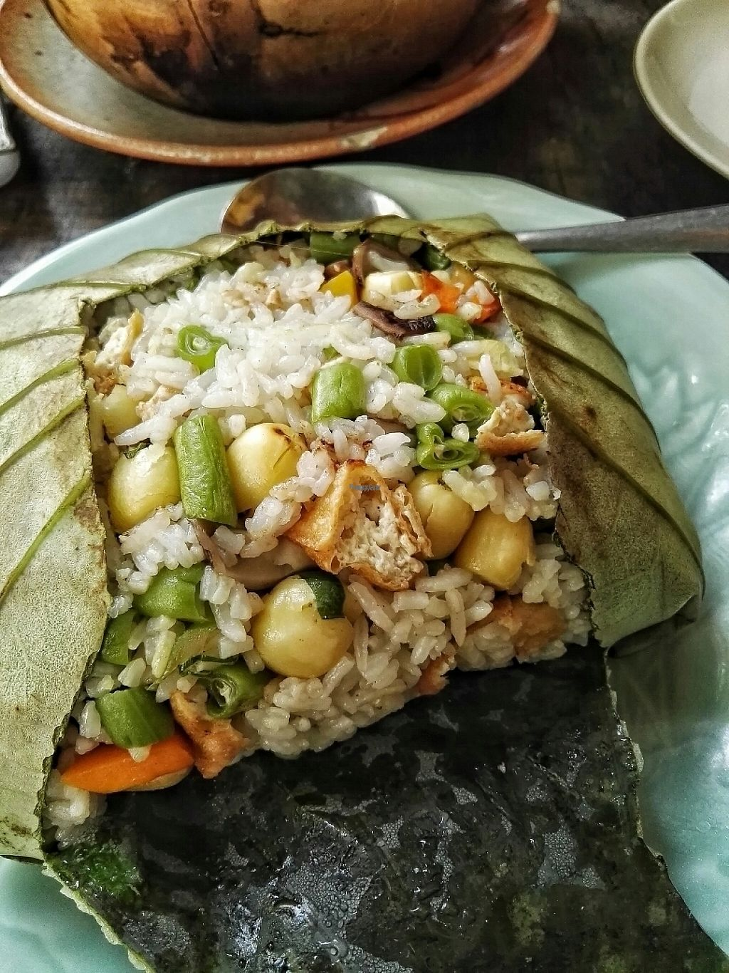 "Photo of Tib Restaurant - Phan Ke Binh  by <a href=""/members/profile/KienHoo.Yap"">KienHoo.Yap</a> <br/>Fried rice in lotus leaf <br/> December 25, 2016  - <a href='/contact/abuse/image/54144/204591'>Report</a>"