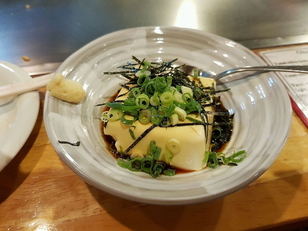 """Photo of Yakeppachi  by <a href=""""/members/profile/EinavScharf"""">EinavScharf</a> <br/>tofu with soy sauce <br/> September 23, 2017  - <a href='/contact/abuse/image/54177/307423'>Report</a>"""