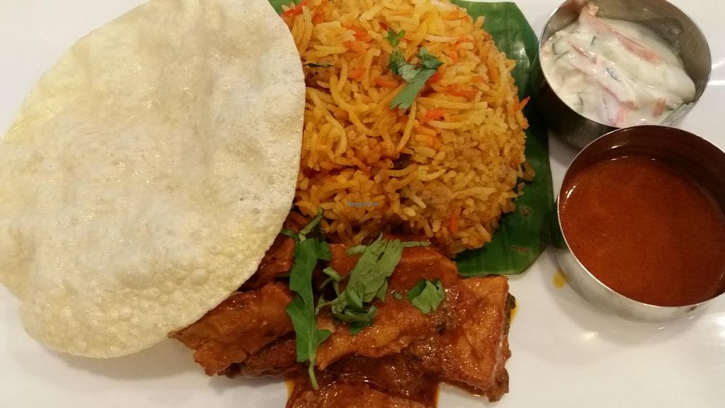 "Photo of Clover 8  by <a href=""/members/profile/JimmySeah"">JimmySeah</a> <br/>chicken nasi briyani - yammy yammy <br/> December 29, 2014  - <a href='/contact/abuse/image/54179/88945'>Report</a>"