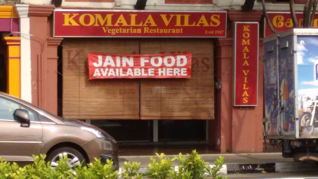 "Photo of Komala Vilas - Race Course  by <a href=""/members/profile/craigmc"">craigmc</a> <br/>Jain food! <br/> July 21, 2016  - <a href='/contact/abuse/image/54227/161384'>Report</a>"