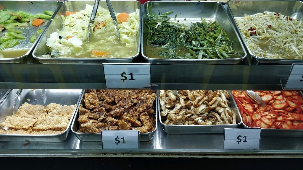 "Photo of Mummy Yummy Stall  by <a href=""/members/profile/JimmySeah"">JimmySeah</a> <br/>buffet selection of vegetables  <br/> March 11, 2018  - <a href='/contact/abuse/image/54250/369276'>Report</a>"