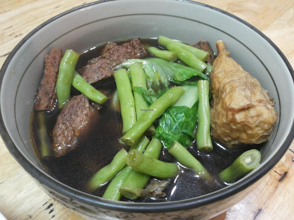 "Photo of Ru Xun Vegetarian  by <a href=""/members/profile/peas-full"">peas-full</a> <br/>mock meat <br/> January 6, 2015  - <a href='/contact/abuse/image/54252/89665'>Report</a>"