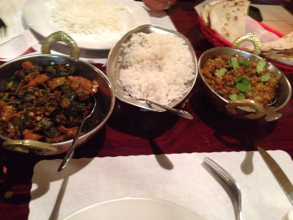 "Photo of CLOSED: Chutney  by <a href=""/members/profile/Labylala"">Labylala</a> <br/>Okra and eggplant dishes <br/> January 2, 2015  - <a href='/contact/abuse/image/54264/89398'>Report</a>"