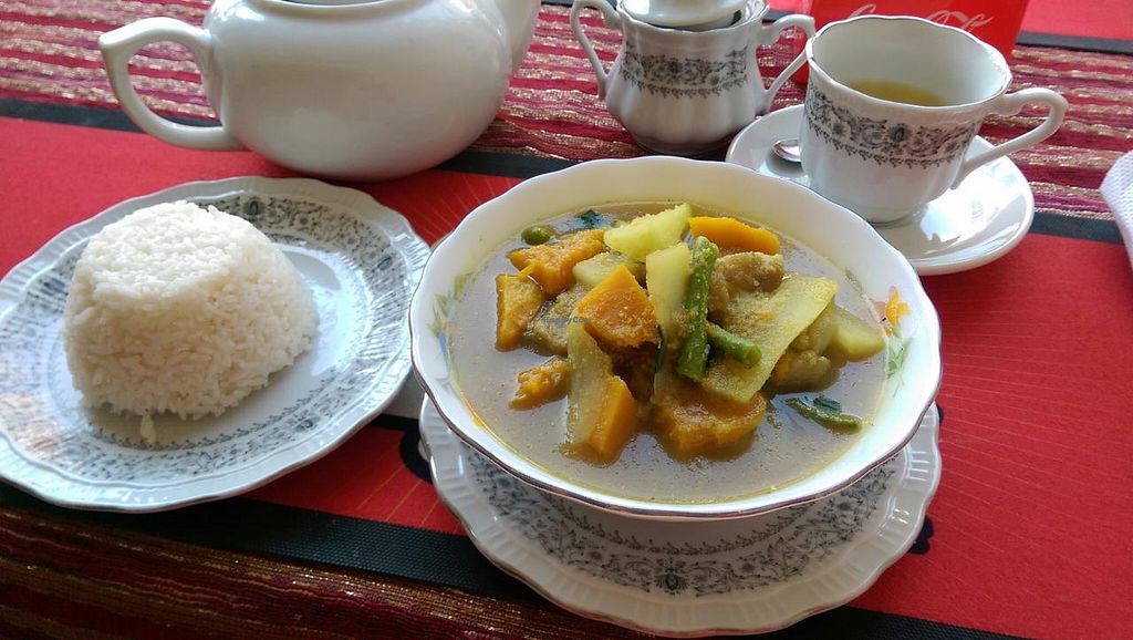 """Photo of Home Foods  by <a href=""""/members/profile/amylorelle"""">amylorelle</a> <br/>#53. Khmer Samlor Kakor <br/> January 2, 2015  - <a href='/contact/abuse/image/54274/89314'>Report</a>"""