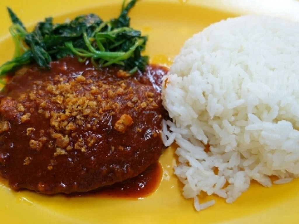 """Photo of CLOSED: Hong Hoo  by <a href=""""/members/profile/JimmySeah"""">JimmySeah</a> <br/>sambal fish with rice <br/> September 27, 2015  - <a href='/contact/abuse/image/54280/119314'>Report</a>"""